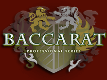 Baccarat Pro Series Table Game игровой автомат