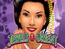 Онлайн автомат Вулкан 24 Jewels Of The Orient