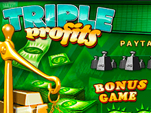 В казино Вулкан 24 Triple Profits